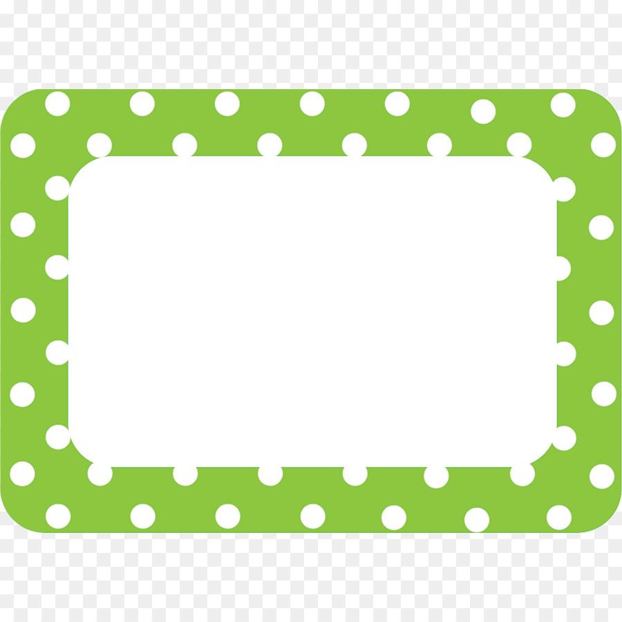 Polka dot Clip art - name plate 900*900 transprent Png Free Download ...