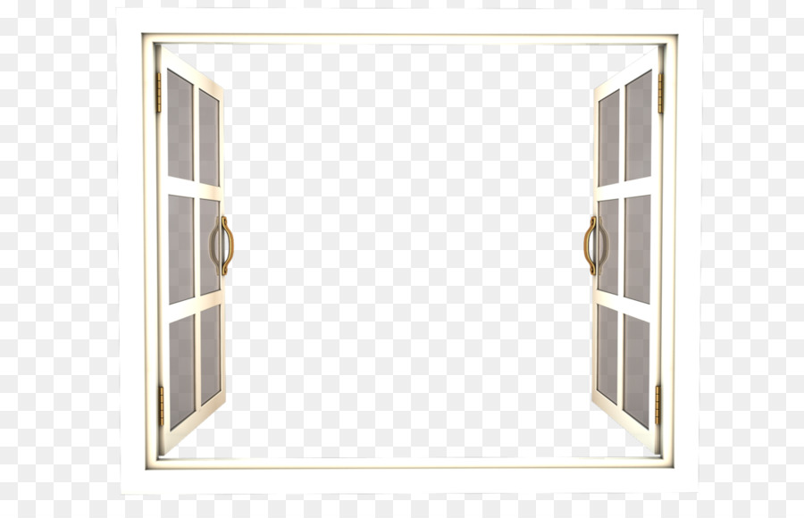 Window Picture Frames Chambranle Door - window frame png download ...