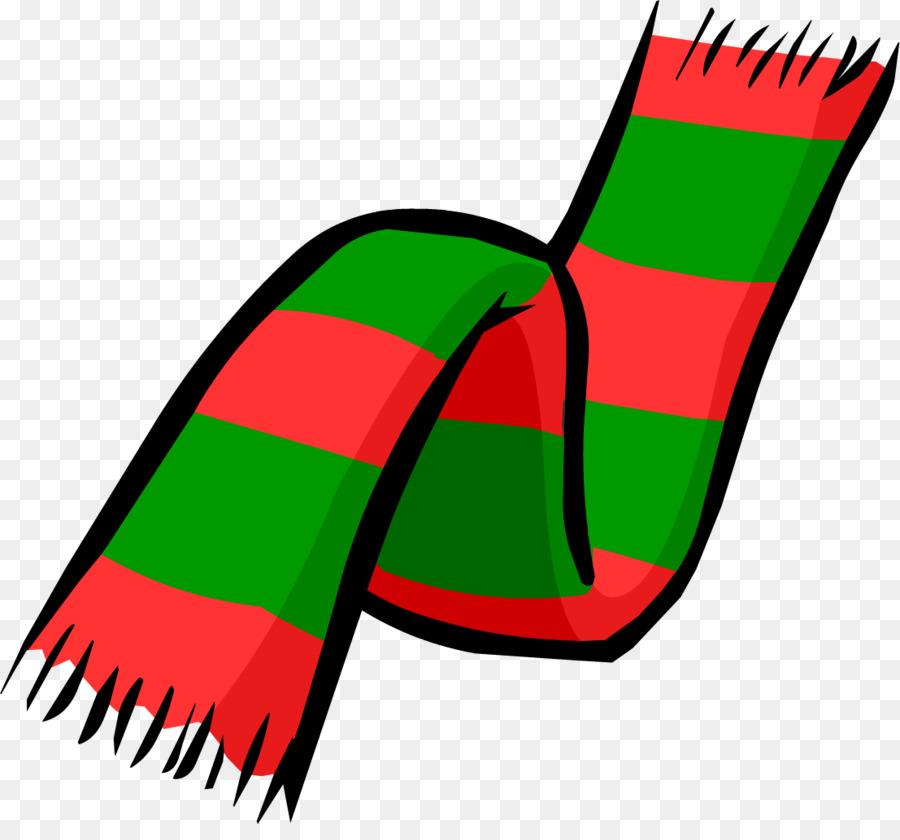 Club Penguin Schal Wiki-Weihnachten - Schal png herunterladen - 1107 ...