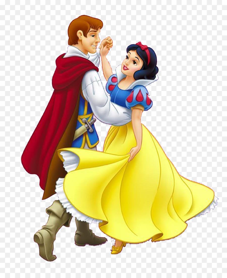 Charming White Wall Painted Open Views Living Room Decors: Snow White Prince Charming Rapunzel Seven Dwarfs Disney