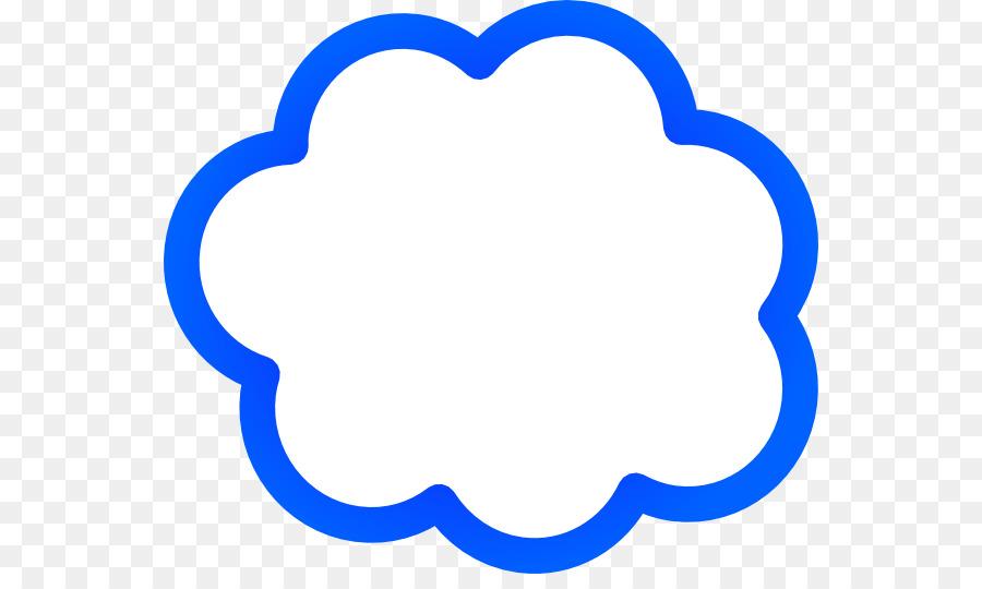 Cloud computing Amazon Web Services Drawing Clip art - cloud frame ...