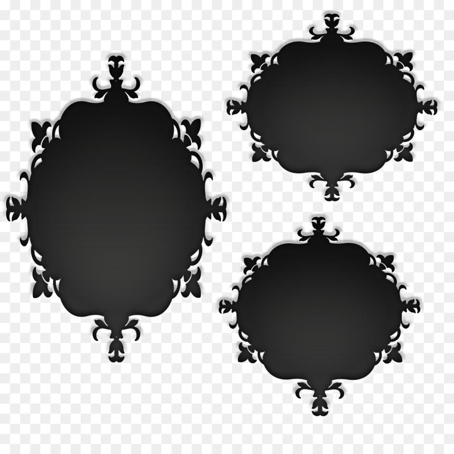Blackboard Picture Frames Clip art - ornate png download - 1200*1200 ...