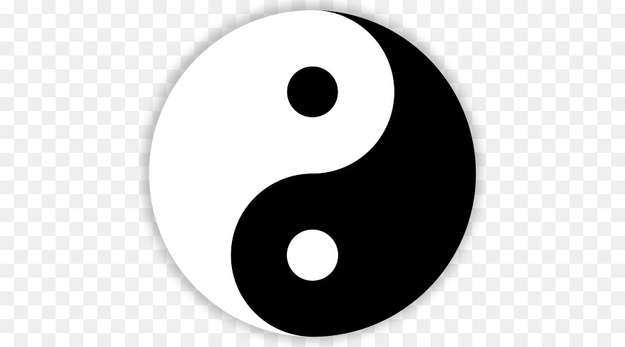 The Book Of Balance And Harmony Yin And Yang Symbol Taoism Clip Art