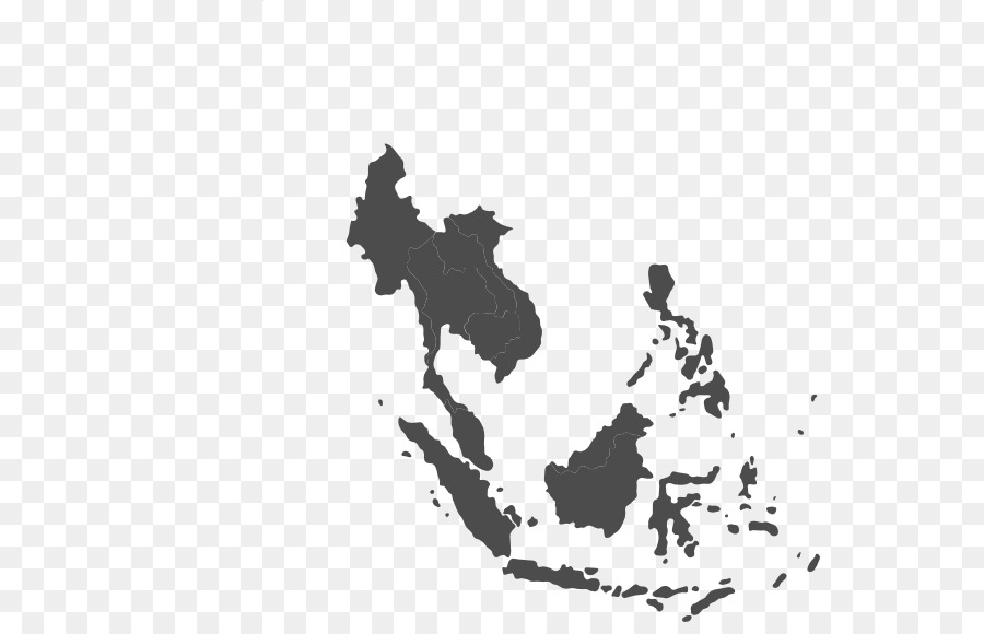Southeast Asia World Map   Asia