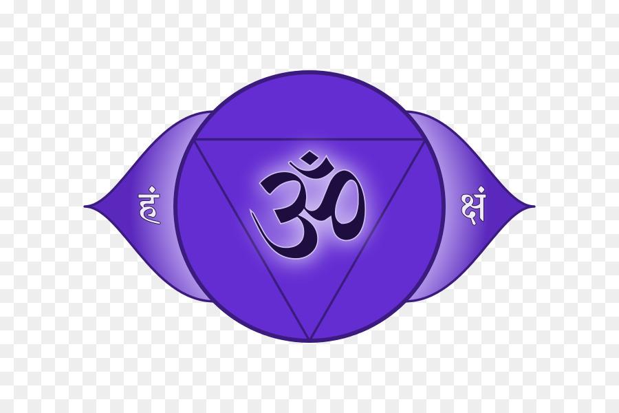 The Chakras Ajna Third Eye Anahata Chakra Png Download 660600
