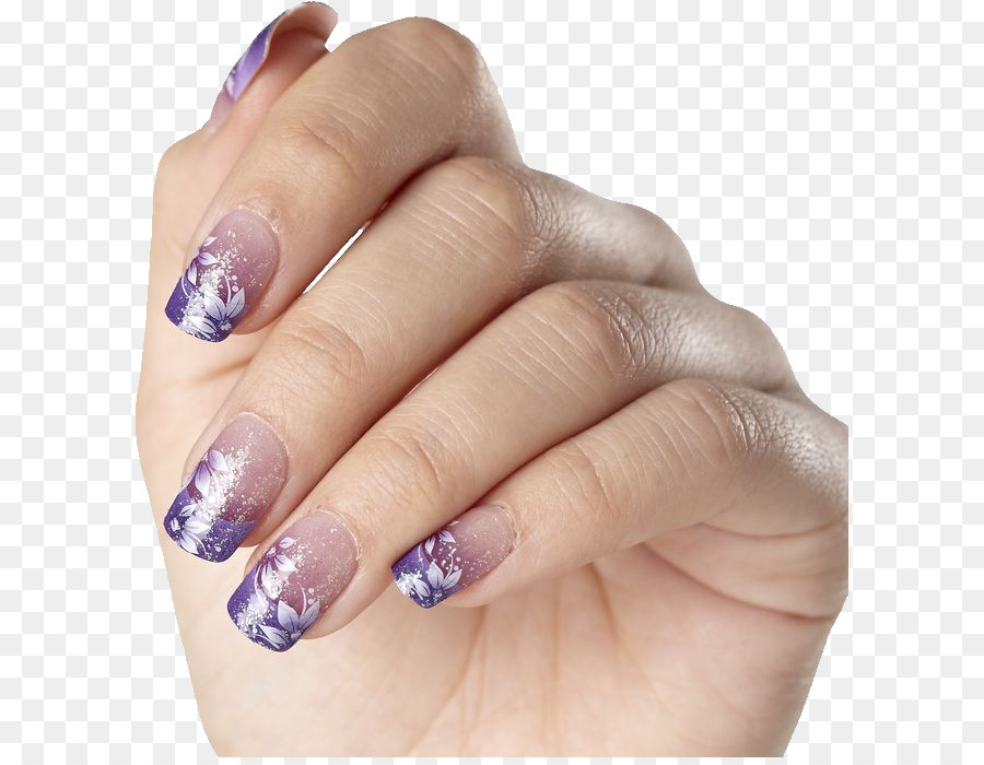 Nail Polish Manicure Artificial nails - pedicure png download - 653 ...