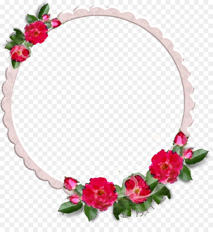 Flower Rose Photography - flower frames png download - 1400*1499 ...