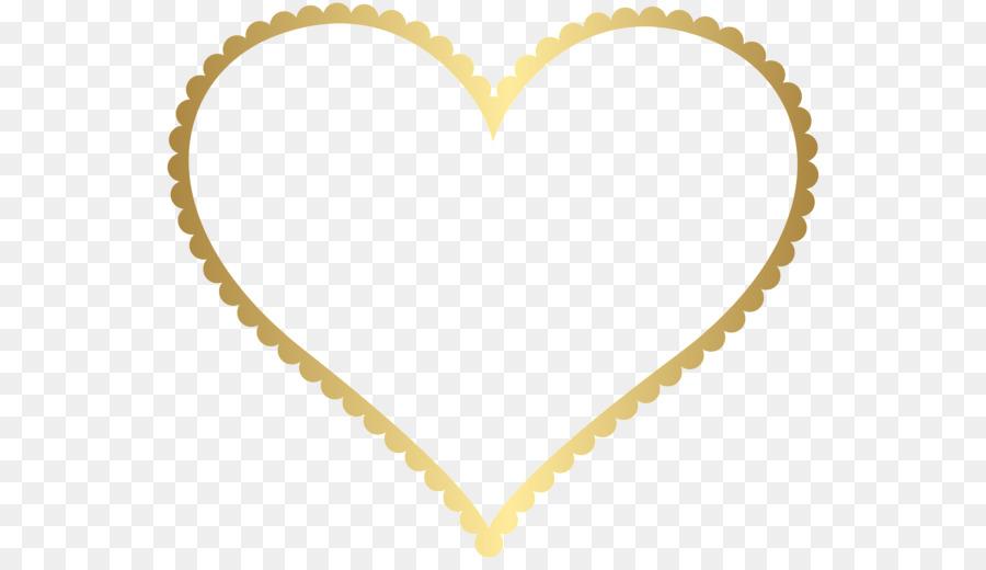 Picture Frames Heart Desktop Wallpaper Clip art - heart frame png ...