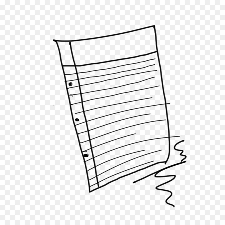 Papier Zeichnung Notebook-Coloring book - Blatt png herunterladen ...
