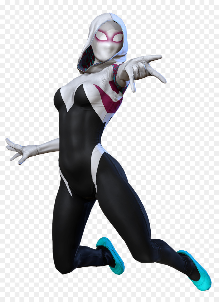 Spider Man Woman Gwen Stacy Costume