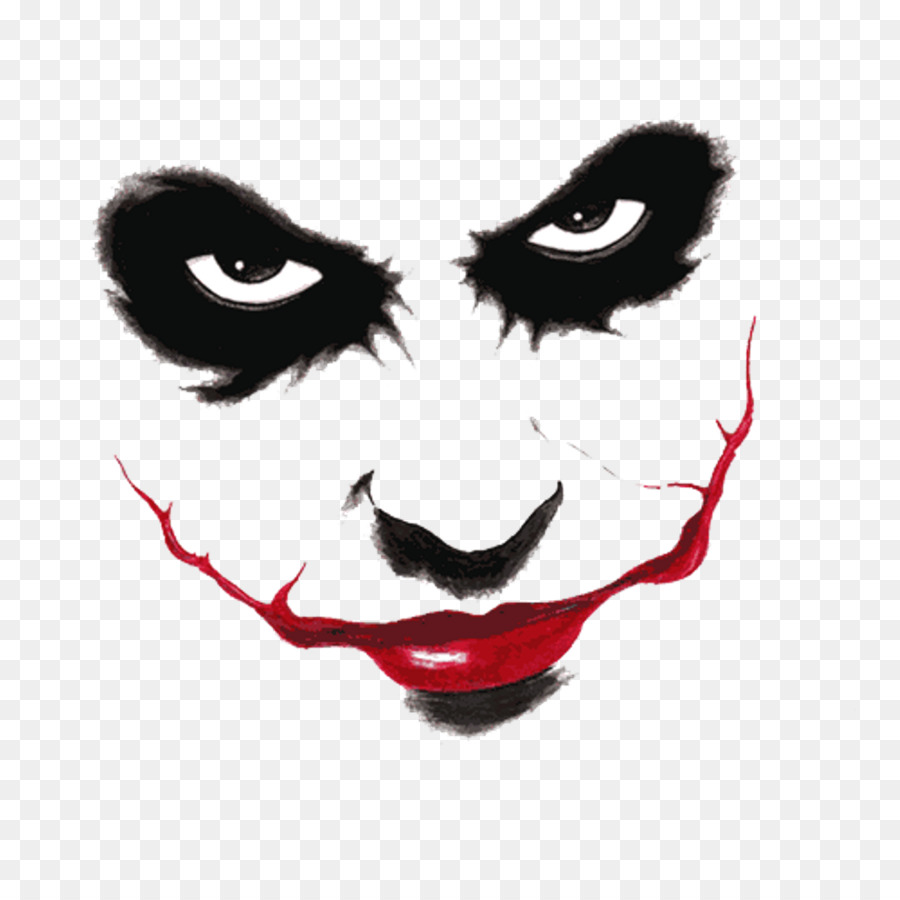 joker harley quinn batman two face drawing scary png download