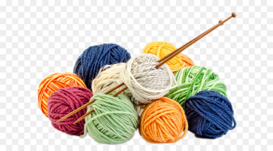 Yarn Wool Stock photography Knitting - YARN png download ...