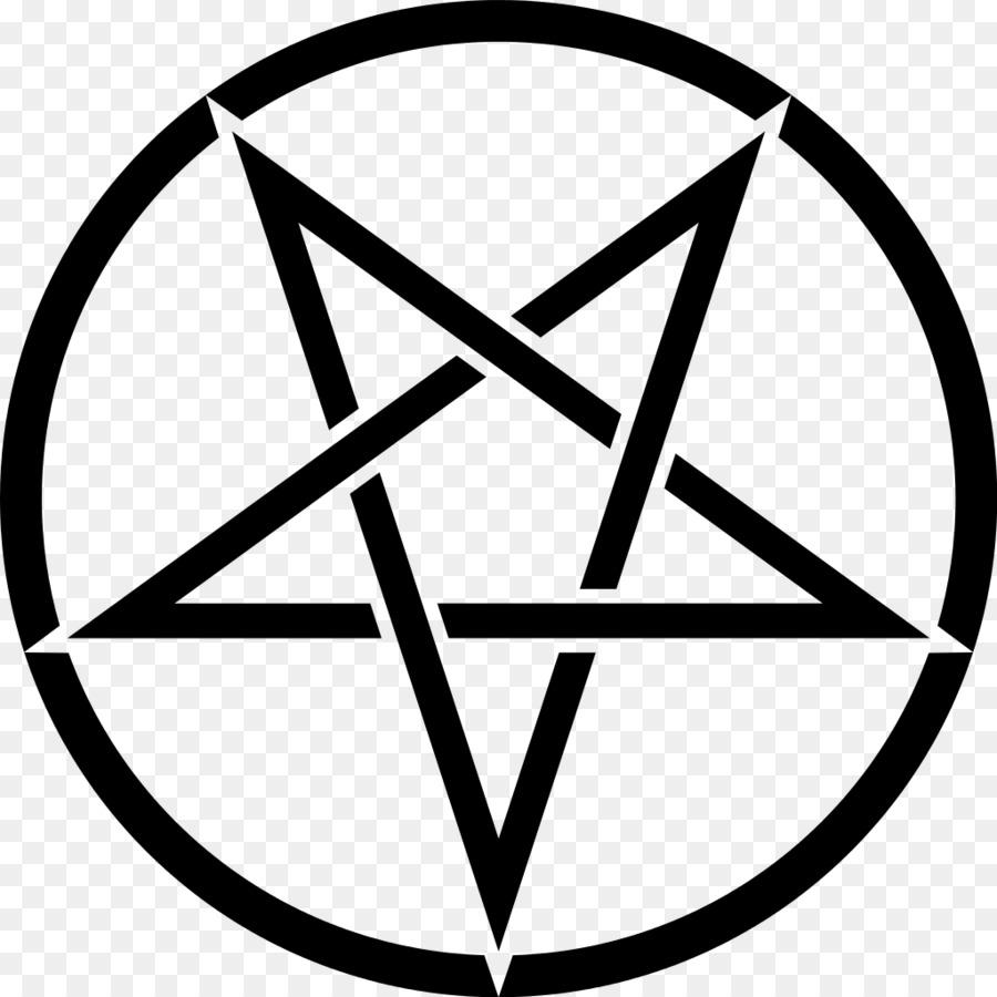 Pentagram Pentacle Satanism Symbol Sigil Of Baphomet Satan Png