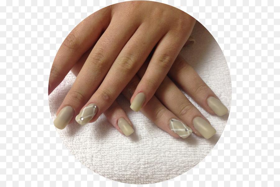 Nail Hand model Manicure Finger - pedicure png download - 592*592 ...