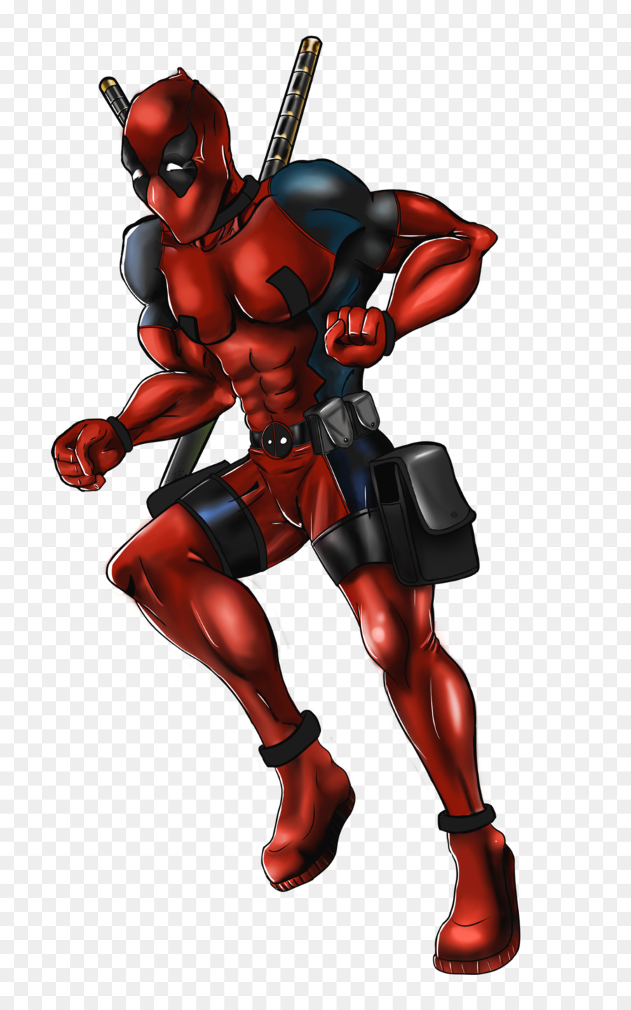 Spider Man Iron Man Deadpool Cartoon Superhero   Deadpool