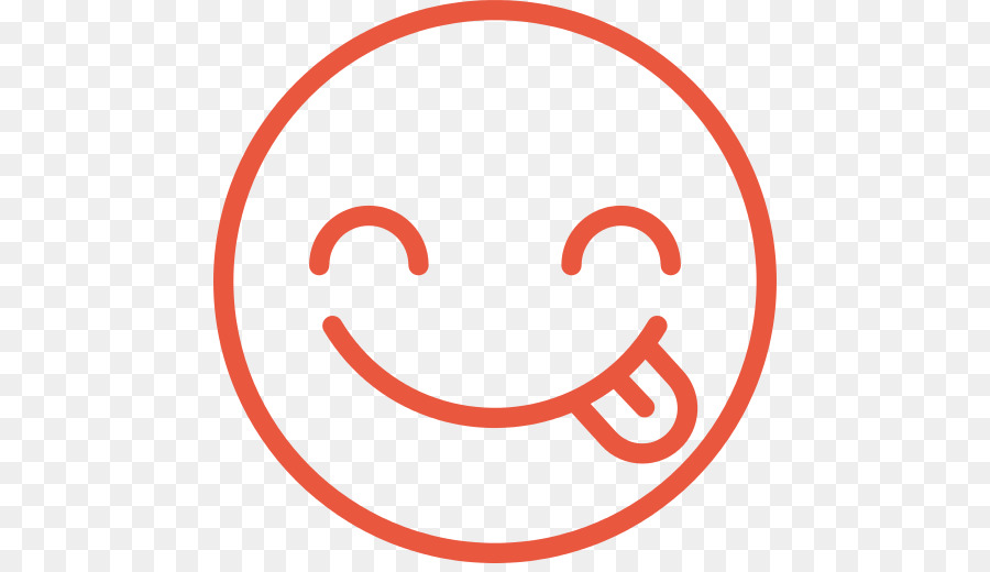 Emoticon Computer Icons Smiley Tongue Wink Tasty Png Download