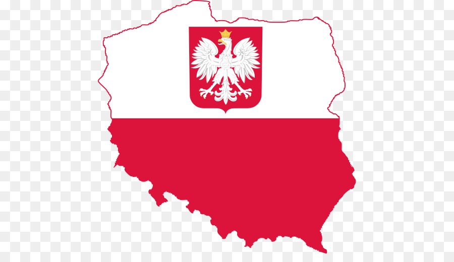 flag of poland national flag map poland png download 512 503