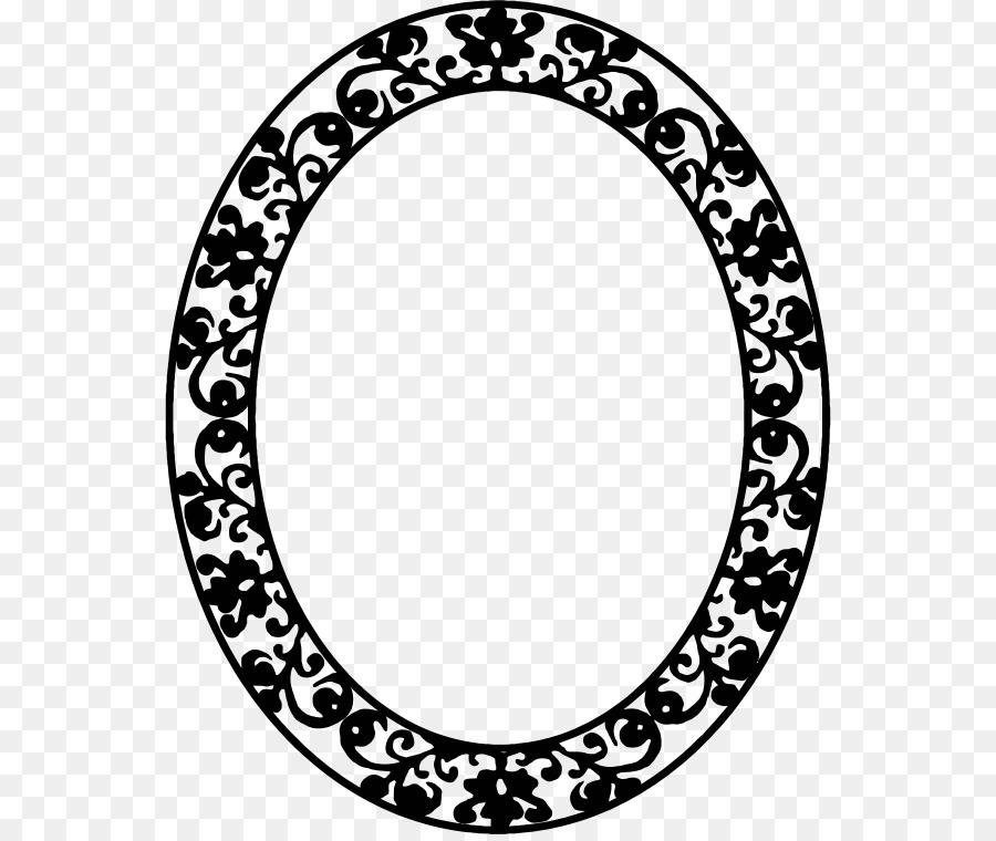 Marcos Ovalados Equipo de Iconos de Clip art - oval frame Formatos ...
