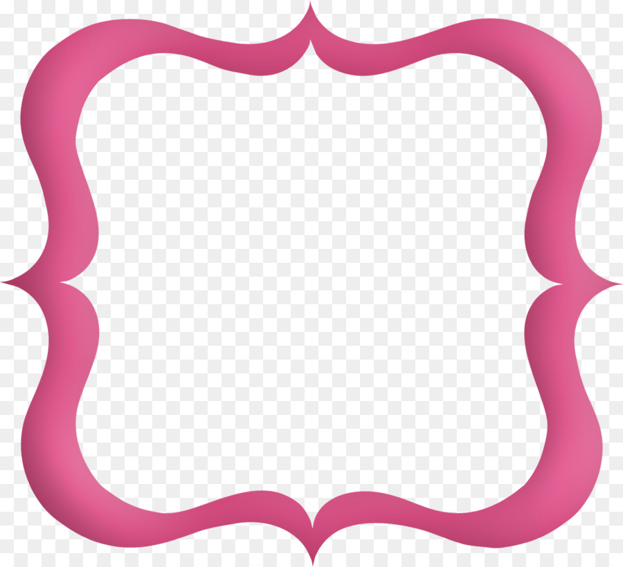 Borders and Frames Desktop Wallpaper Picture Frames Clip art - pink ...