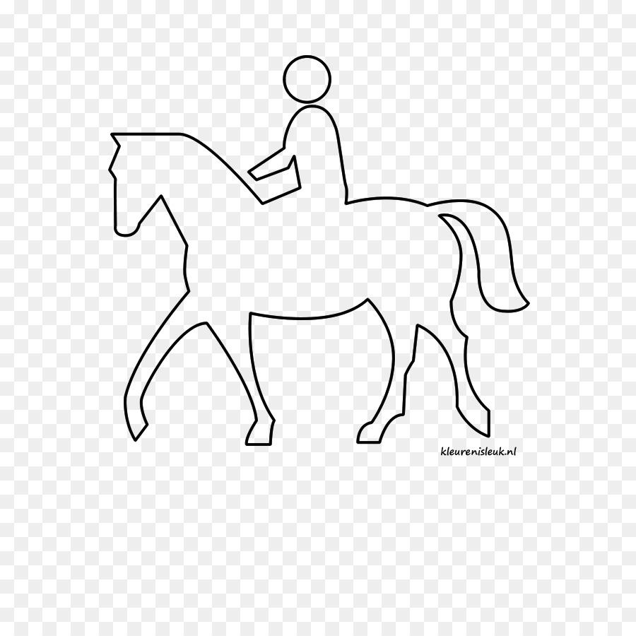 Mustang Köpek Midilli Boyama Dizgin Ud Png Indir 700900