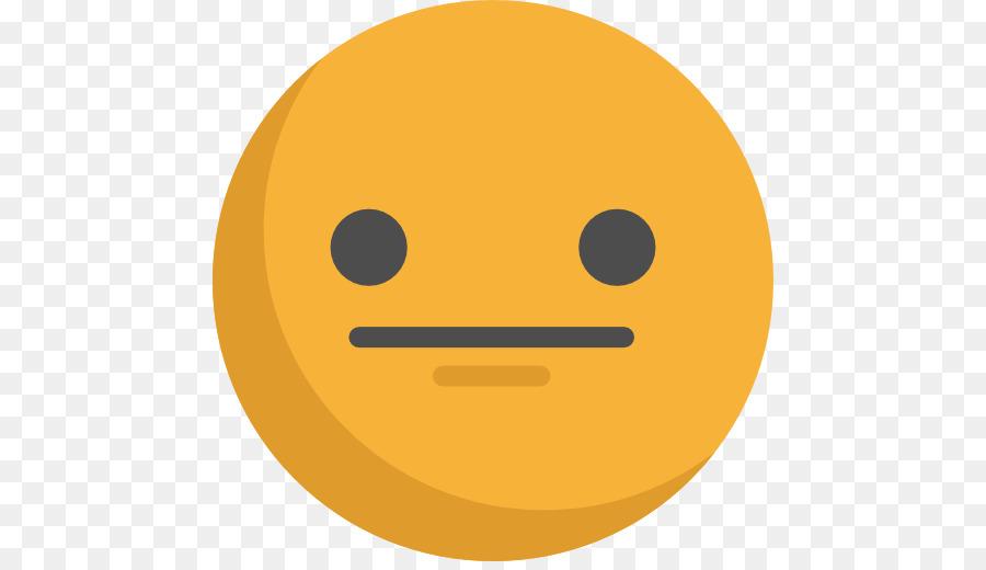 Confused emoji text