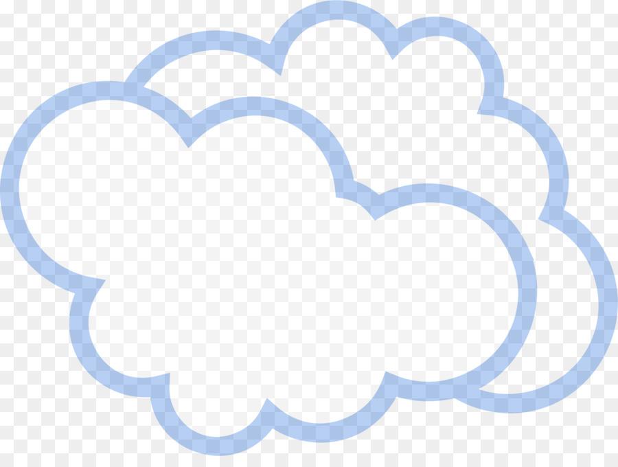 Cloud computing Clip art - cloud frame png download - 2031*1499 ...