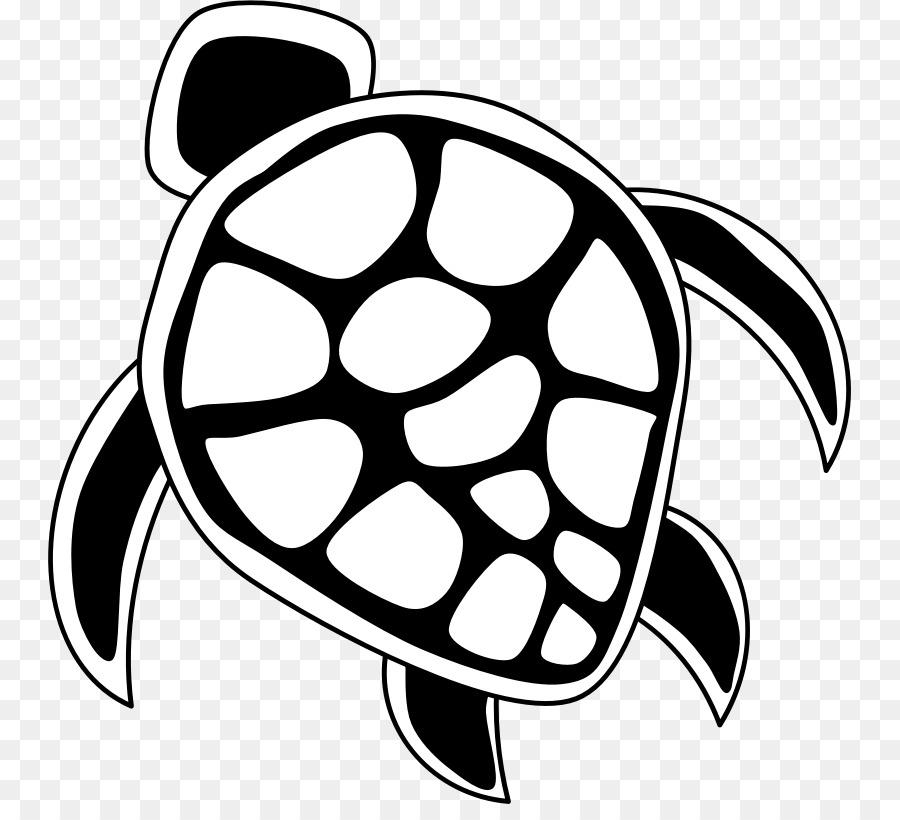 Hawaii Sea Turtle Clip Art