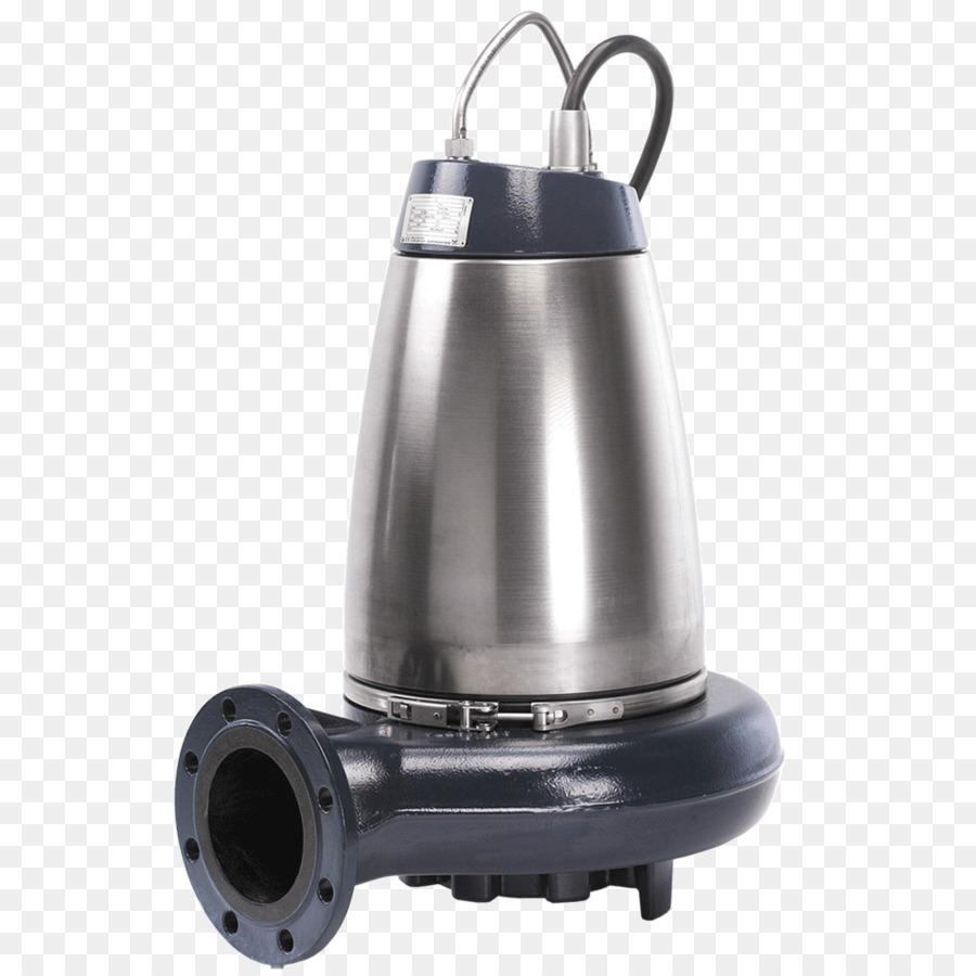 Pompa Submersible Grundfos Pengolahan Air Limbah Unduh Tangan Kecil