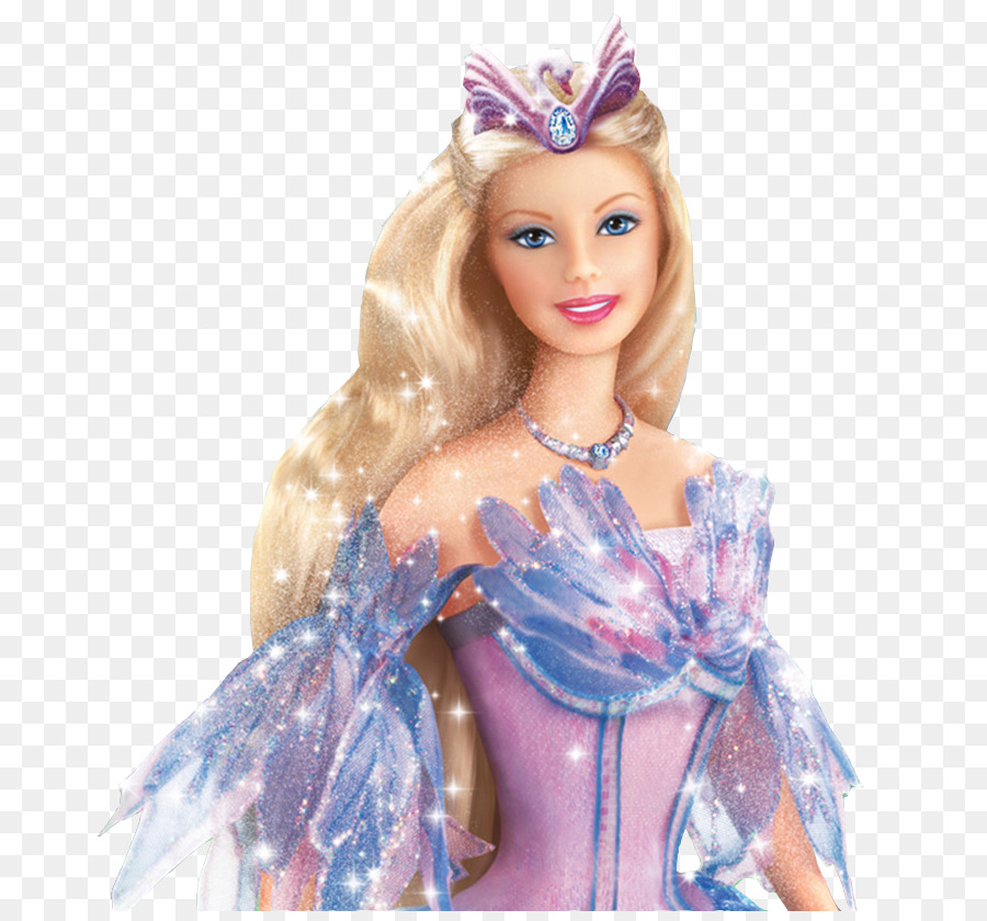 Barbie The Princess The Popstar, Totally Hair Barbie, Barbie, Toy PNG