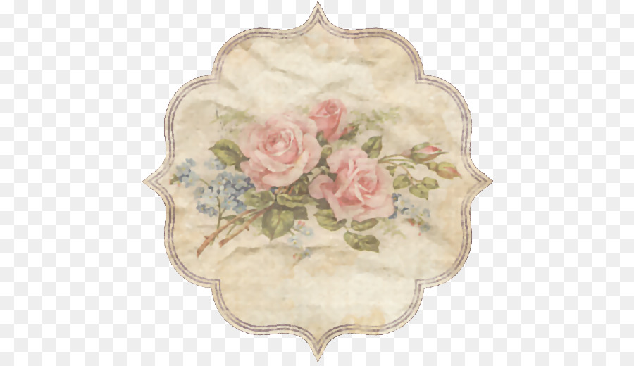 Paper Vintage clothing Flower Decoupage Drawing - antique png ...