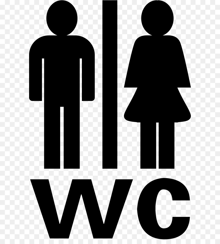 Logo Toilet Computer Icons Clip art - wc png download - 662*981 ...