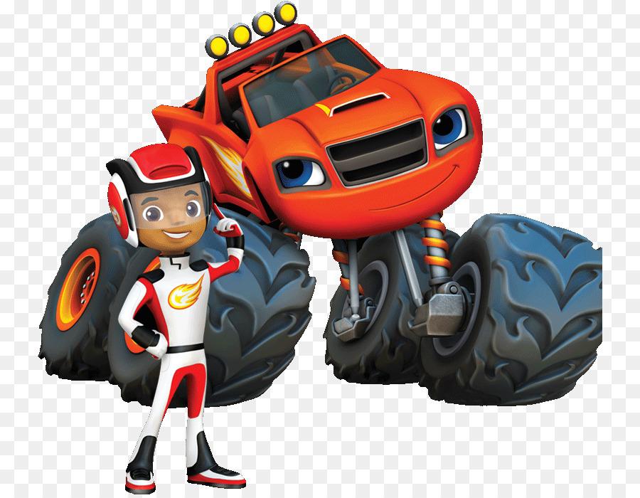 Mega brands nickelodeon television show animation for Blaze e le mega macchine youtube