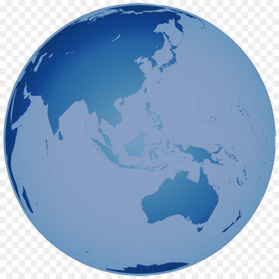 indonesia world map globe asia