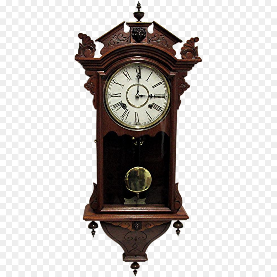 Clock Antique Floor Grandfather Clocks Pendulum Png