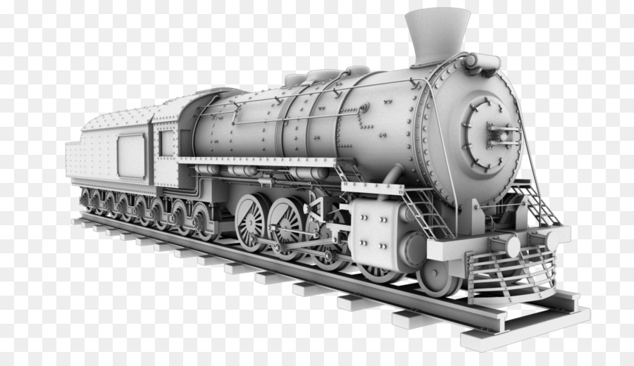 Train Engine png download - 1280*720 - Free Transparent Train png