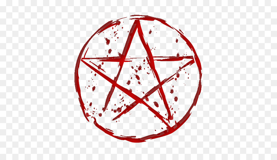 Pentagram Pentacle Wicca Modern Paganism Satanic Png Download