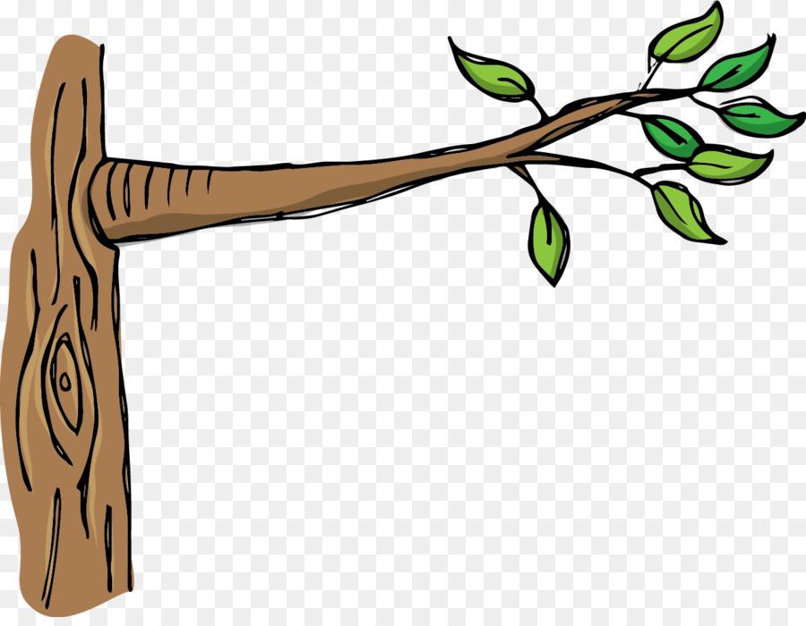 Branch Tree Clip Art Tree Branch 1280 981 Transprent Png