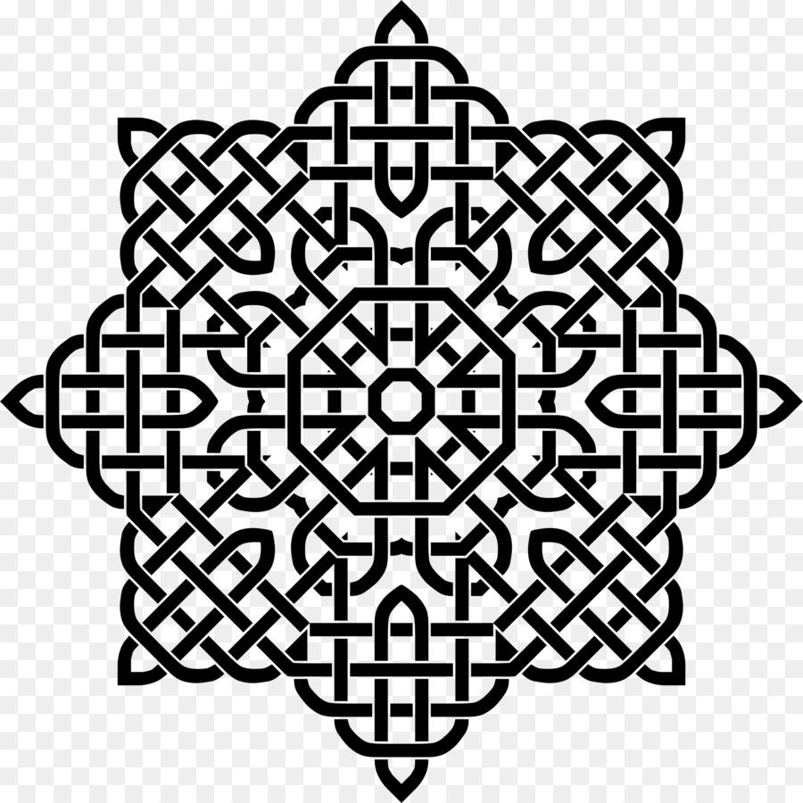 Nudo celta Celtas Adorno - patrón decorativo png dibujo ...