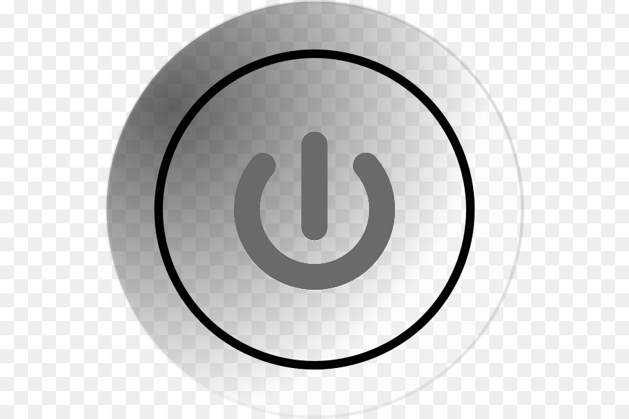 Push-button Electrical Switches Computer Icons - off png download ...