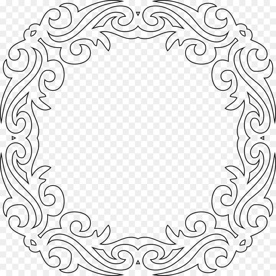 Artes decorativas Marcos Clip art - marco cuadrado Formatos De ...