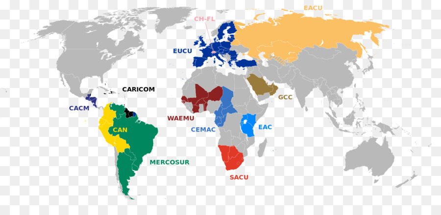 Trade Bloc Customs Union Free Trade Area General Agreement On