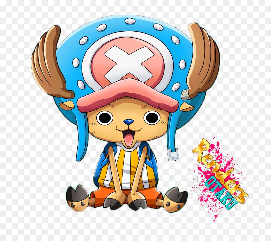 tony tony chopper de one piece treasure cruise monkey d