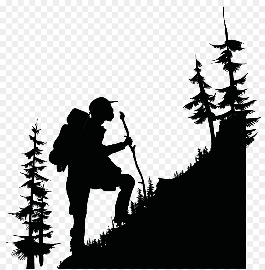 Munnar Hiking Trekking Backpacking Clip Art   Hike