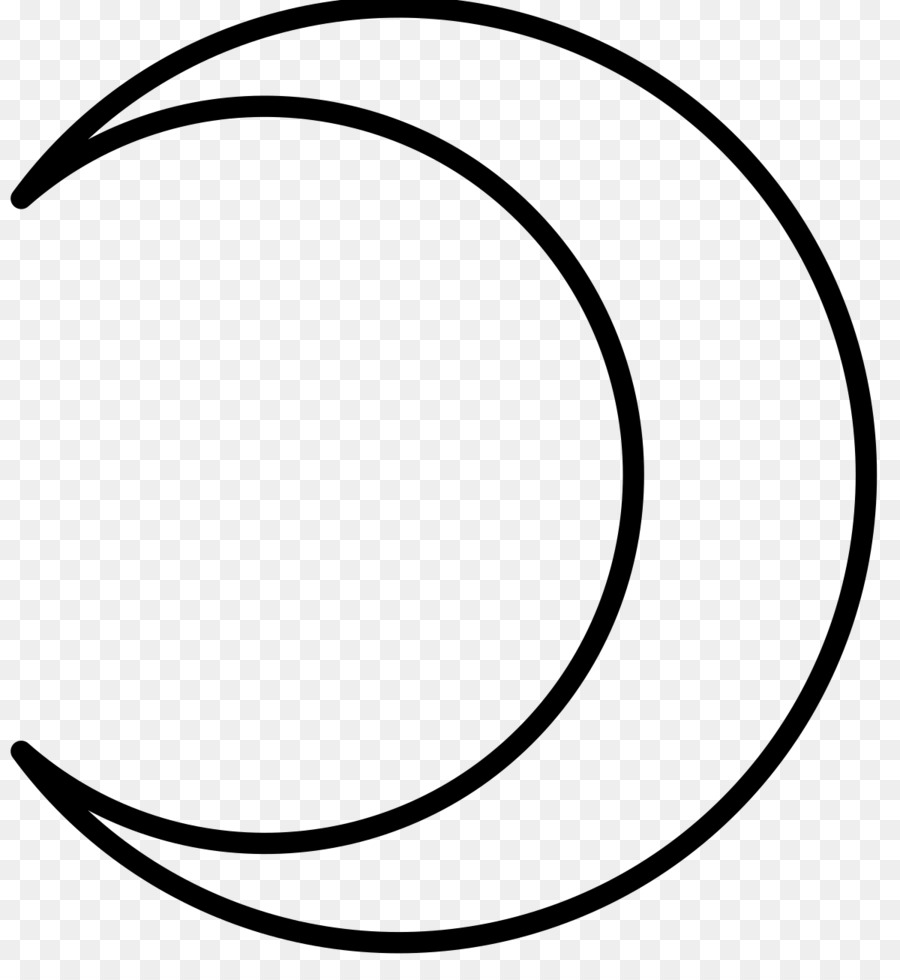 Crescent Symbol Moon Lunar Phase Shape About Us Png Download