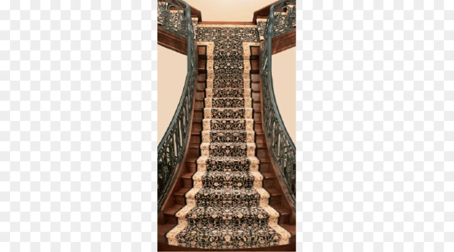 Stairs Carpet Stair Rod Loper Wood Flooring   Stair