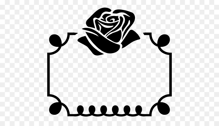 rose flower shape computer icons flower ornaments png download