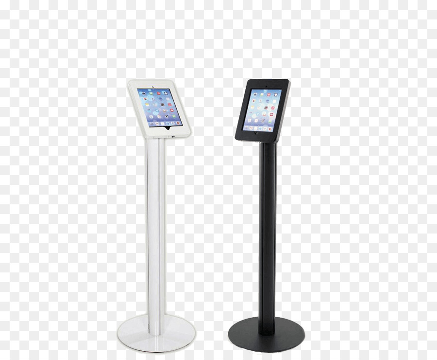 IPad Trade Show Display Display Stand Display Device Banner Gorgeous Multimedia Display Stands