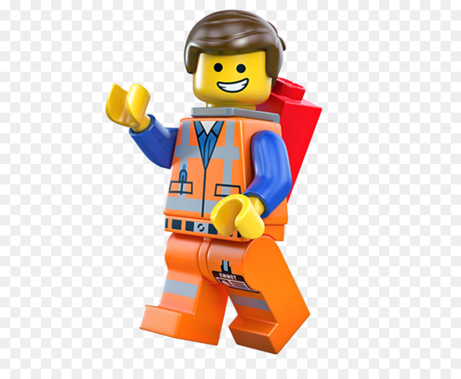 Emmet Wyldstyle The Lego Movie Lego Minifigure The Lego