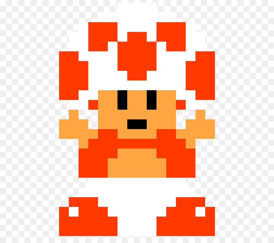 Rescuing the princess! [Mission] Kisspng-super-mario-bros-super-mario-world-toad-8-bit-5ac1f4ab416082.5200798015226605232678