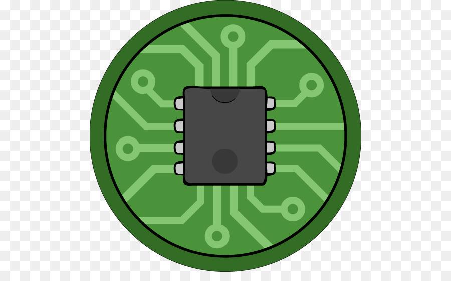 Printed circuit board Electronic circuit Electronics Clip art ...